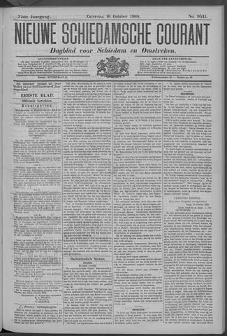 Nieuwe Schiedamsche Courant 1909-10-16