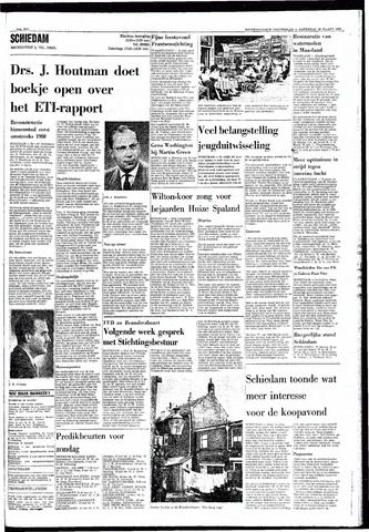 Rotterdamsch Nieuwsblad / Schiedamsche Courant / Rotterdams Dagblad / Waterweg / Algemeen Dagblad 1968-03-30