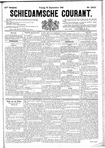 Schiedamsche Courant 1910-09-16