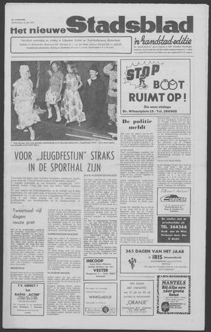Het Nieuwe Stadsblad 1969-07-16
