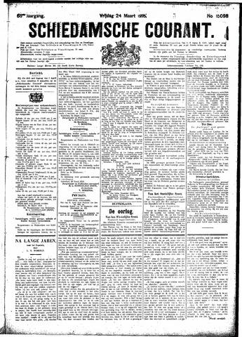 Schiedamsche Courant 1916-03-24