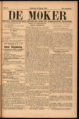De Moker 1912-03-16