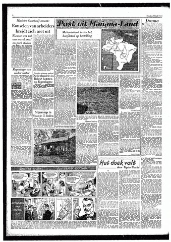 Rotterdamsch Parool / De Schiedammer 1957-07-30