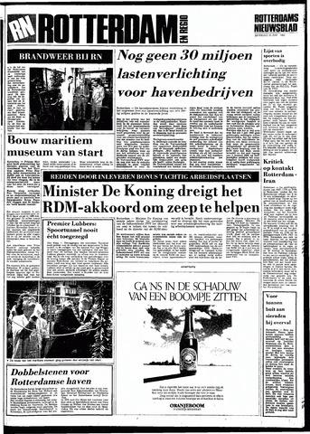 Rotterdamsch Nieuwsblad / Schiedamsche Courant / Rotterdams Dagblad / Waterweg / Algemeen Dagblad 1983-06-25