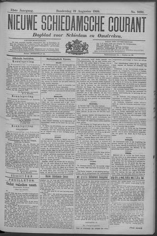 Nieuwe Schiedamsche Courant 1909-08-19
