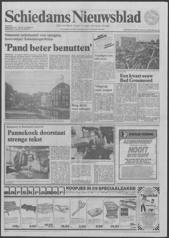 Schiedams Nieuwsblad 1981-04-29