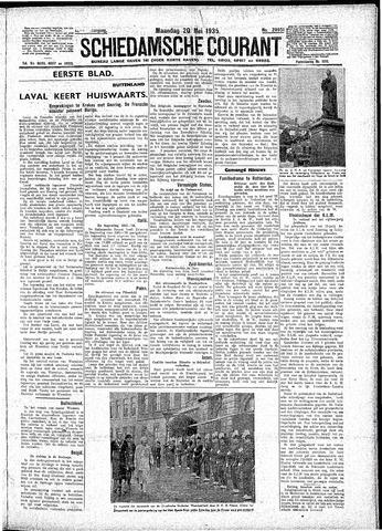 Schiedamsche Courant 1935-05-20