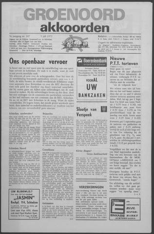 Groenoord Akkoorden 1972-07-05