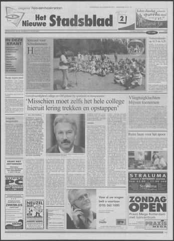Het Nieuwe Stadsblad 2001-08-30