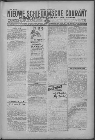 Nieuwe Schiedamsche Courant 1925-09-05