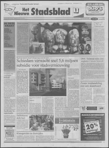 Het Nieuwe Stadsblad 2002-02-20