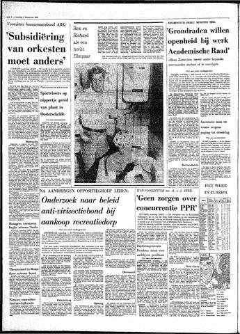 Rotterdamsch Parool / De Schiedammer 1968-12-09