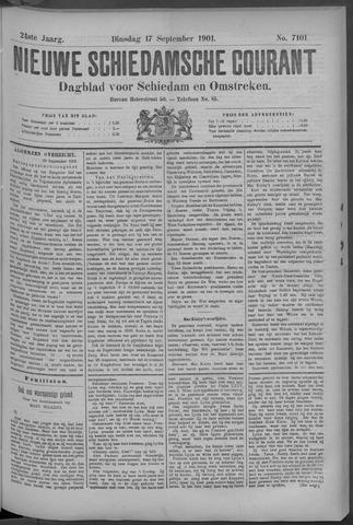 Nieuwe Schiedamsche Courant 1901-09-17