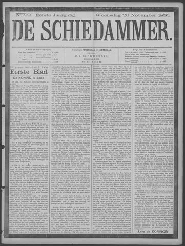 De Schiedammer 1890-11-26
