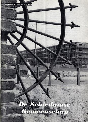 Schiedamse Gemeenschap (tijdschrift) 1957-06-01