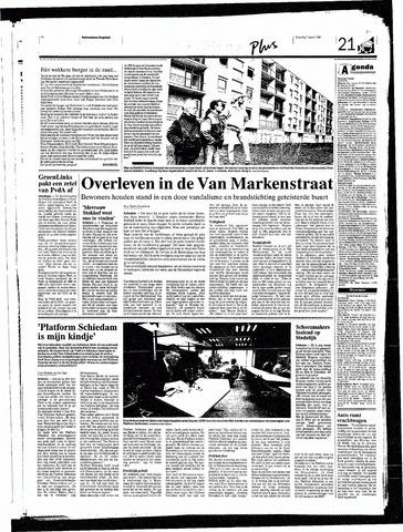 Rotterdamsch Nieuwsblad / Schiedamsche Courant / Rotterdams Dagblad / Waterweg / Algemeen Dagblad 1998-03-07