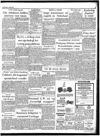 Rotterdamsch Parool / De Schiedammer 1962-05-12