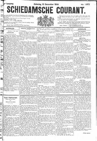 Schiedamsche Courant 1908-12-12
