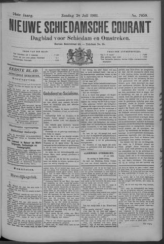 Nieuwe Schiedamsche Courant 1901-07-28