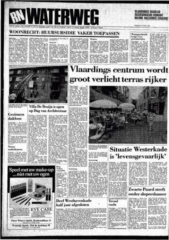 Rotterdamsch Nieuwsblad / Schiedamsche Courant / Rotterdams Dagblad / Waterweg / Algemeen Dagblad 1987-06-30