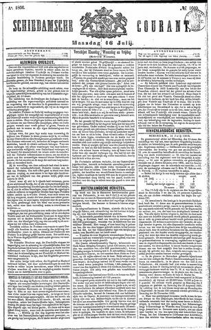 Schiedamsche Courant 1866-07-16