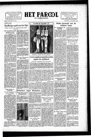 Rotterdamsch Parool / De Schiedammer 1946-12-04