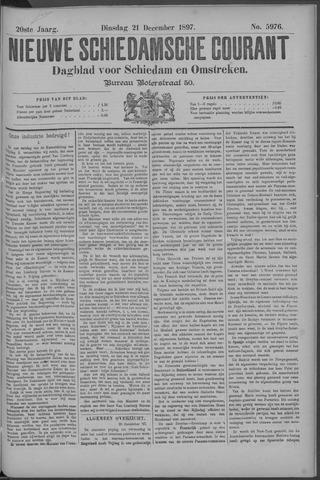 Nieuwe Schiedamsche Courant 1897-12-21