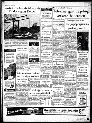 Rotterdamsch Parool / De Schiedammer 1962-12-10