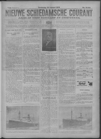 Nieuwe Schiedamsche Courant 1929-02-28