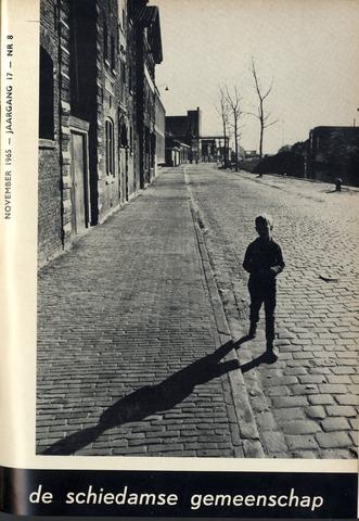 Schiedamse Gemeenschap (tijdschrift) 1965-11-01