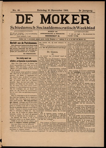 De Moker 1902-11-30