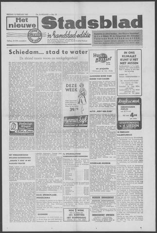 Het Nieuwe Stadsblad 1960-02-12