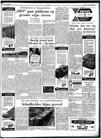 Trouw / De Rotterdammer 1962-08-31