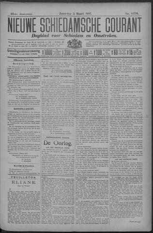 Nieuwe Schiedamsche Courant 1917-03-03