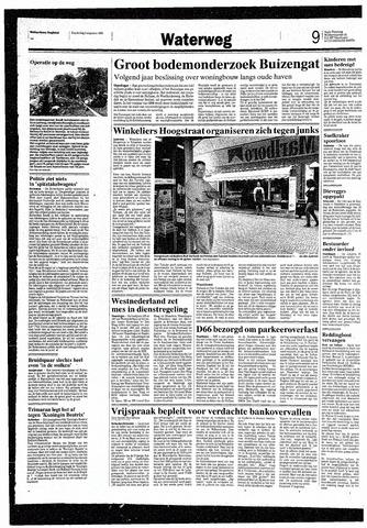 Rotterdamsch Nieuwsblad / Schiedamsche Courant / Rotterdams Dagblad / Waterweg / Algemeen Dagblad 1993-08-05