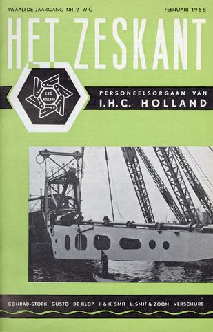 Het Zeskant 1958-02-01