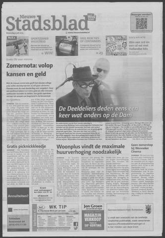 Het Nieuwe Stadsblad 2014-07-09