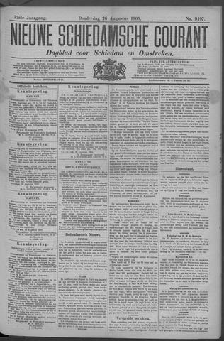 Nieuwe Schiedamsche Courant 1909-08-26