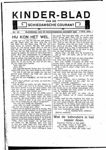 Schiedamsche Courant 1933-10-07