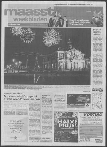 Maaspost / Maasstad / Maasstad Pers 2002-12-30