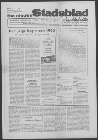 Het Nieuwe Stadsblad 1963