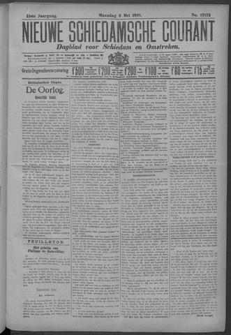 Nieuwe Schiedamsche Courant 1918-05-06