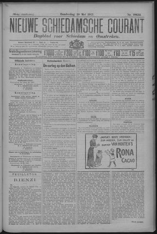 Nieuwe Schiedamsche Courant 1913-05-29