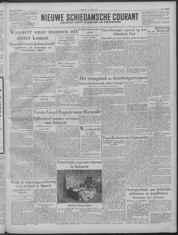 Nieuwe Schiedamsche Courant 1949-05-13