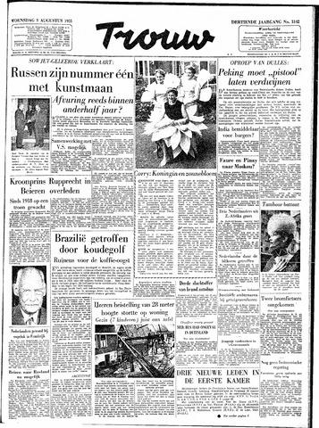 Trouw / De Rotterdammer 1955-08-03