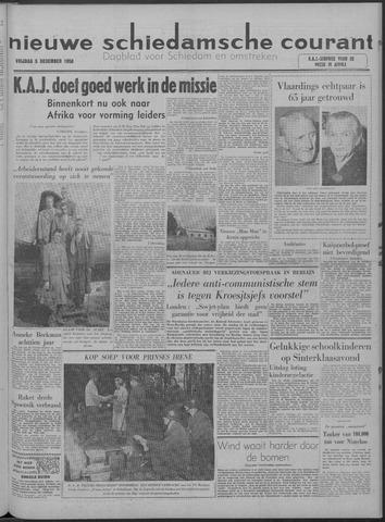Nieuwe Schiedamsche Courant 1958-12-05