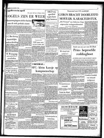 Rotterdamsch Parool / De Schiedammer 1963-04-18