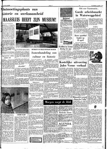 Trouw / De Rotterdammer 1967-04-08