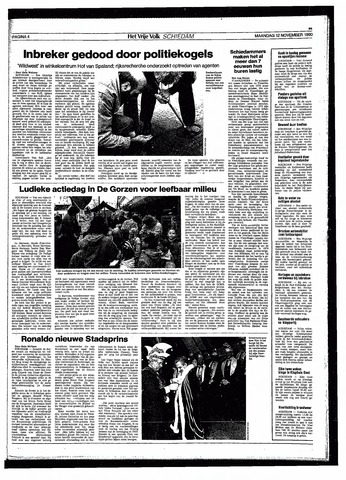 Het Vrije volk 1990-11-12