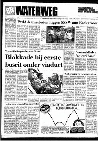 Rotterdamsch Nieuwsblad / Schiedamsche Courant / Rotterdams Dagblad / Waterweg / Algemeen Dagblad 1985-05-24